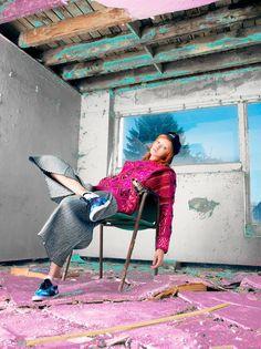 Art + Commerce - Artists - Photographers - Pierre Debusschere - Fashion
