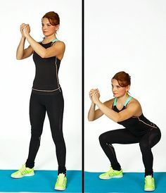 Squat Workout 318559373642467884 - fitness and exercises: Here are some examples . - Squat Workout 318559373642467884 – fitness and exercise: Here are some examples of exos and fitne - Fitness Hacks, Fitness Workouts, 7 Workout, Sixpack Workout, Fun Workouts, Exercise Routines, Daily Routines, Gym Fitness, Muscle Fitness