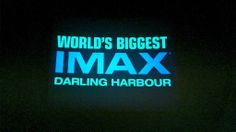 World's Largest IMAX Theater in Sydney Australia! The Hobbit was Amazing! Darling Harbour, World's Biggest, Sydney Australia, The Hobbit, Worlds Largest, Theater, Bucket, Amazing, Theatres