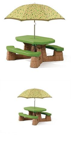 Step 2 naturally playful picnic table with umbrella gallery table step 2 52344 step2 sit and play picnic table with umbrella step 2 52344 step2 naturally watchthetrailerfo