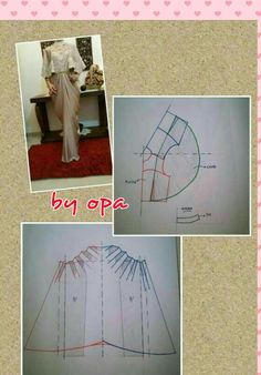 54 Trendy Ideas For Fashion Design Diy Free Pattern Sewing Projects Clothing Patterns, Dress Patterns, Sewing Patterns, Skirt Fashion, Diy Fashion, Fashion Design, Trendy Fashion, Pattern Cutting, Pattern Making