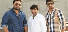 Nara Rohit who is busy with handful of projects despite its commercial fate is venturing into production this time. He is co presenting a film which has Vishnu Vardh...