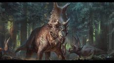 The old bull by Raph04art.deviantart.com on @DeviantArt