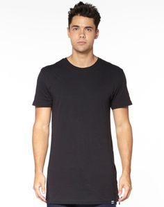 Absent Basic Zip T-Shirt