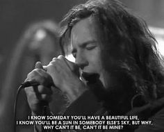 pearl jam lyrics | Tumblr