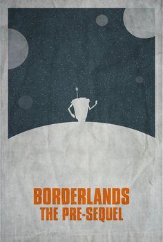 Borderlands: The Pre-Sequel - Edward Julian Moran II