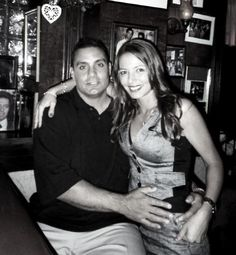 """Mob Wives"" Drita and her mob associated hubby"