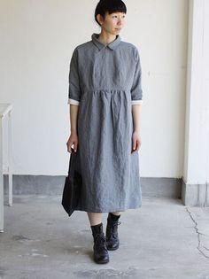Bergfabel Linen dress 2