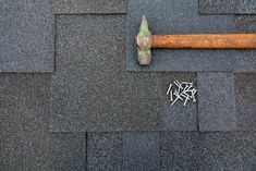 While many homeowners will have to replace or repair their roofs at some point, you can extend the life of your roof by performing regular roof maintenance. Asphalt Roof Shingles, Roofing Shingles, Roof Coating, Ventilation System, Roof Design, Old Things, Money, Future, Nails