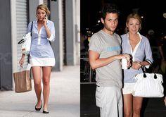 Celebrity Style: Blake Lively - Rag and Bone Dress