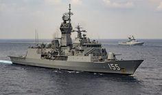 Australian Navy frigate Ballarat visits Malaysia on South East Asia deployment   Naval Today