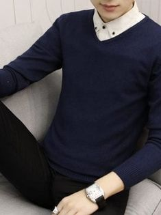 You searched for akolzol.com Man Sweater, Cashmere Wool, Wool Sweaters, Sleeve Styles, Turtle Neck, V Neck, Slim, Pullover, Casual