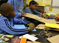 Research shows that family involvement in education can predict a child's academic success.