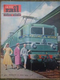 La Vie du Rail année 1950. Railway Posters, Creative Advertising, Rust, Images, France, Technology, Retro, Vintage Posters, Advertising
