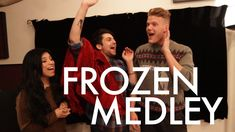 FROZEN MEDLEY (feat. Kirstie Maldonado)  The BEST thing you'll ever see if you like Frozen!!