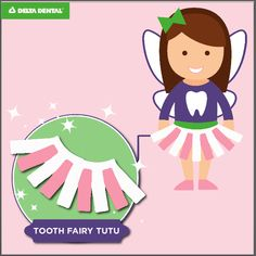 Procrastinating #parents: Skip the store and #DIY a Tooth Fairy #tutu!