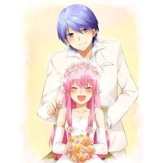 Angel Beats! ♥ ❤ liked on Polyvore featuring people