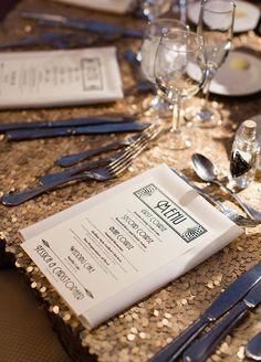Marsala, Pantone Color of the Year, Real Weddings, Wedding Venues NYC || Colin Cowie Weddings