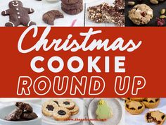 If you share the Christmas baking nostalgia, I've rounded up some delicious recipes for you. Do some baking and make a plate of treats for your friends. I bet they won't even know these Christmas cookies are Paleo (and many AIP). Healthy Christmas Cookies, Healthy Christmas Recipes, Cranberry Orange Cookies, Cranberry Bread, Chocolate Chunk Cookies, Raisin Cookies, Holiday Baking, Christmas Baking, Paleo Mom