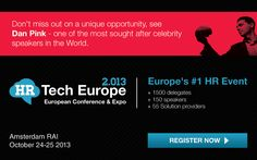 Waiting for HR Tech 2013!!