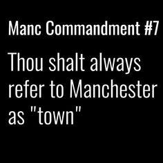 I Love Manchester, Manchester England, Bolton England, British Slang Words, Midland Hotel, I Love Mcr, Eric Cantona, Northern England, Salford