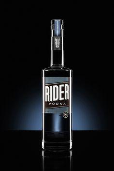 Rider Vodka for Dark Horse Distillery. Shot by 8183 Studio.