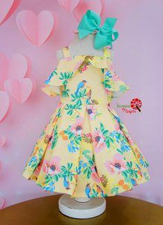 Kids Outfits Girls, Little Girl Dresses, Girls Dresses, African Dresses For Kids, African Prom Dresses, Kids Frocks, Frocks For Girls, Small Girls Dress, Fashion Kids