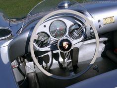 Porsche 550 RS Spyder (Chassis - 2005 Palm Beach International, a Concours d'Elegance) High Resolution Image Porsche 356 Speedster, Porsche 550, Roadster Car, Cowgirl Photo, Classic Sports Cars, Mini Trucks, Kit Cars, Palm Beach, Super Cars