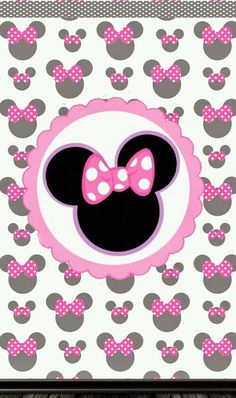 Mickey and minnie Emo Wallpaper, Disney Wallpaper, Iphone Wallpaper, Mickey Mouse And Friends, Minnie Mouse Party, Baby Disney, Disney Mickey, 1st Birthday Chalkboard, Disney Frames