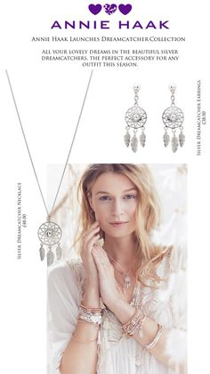 frumpy to funky: Annie Haak Launches Dream Catcher Collection