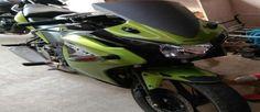 Honda+Cbr+green+150r+-+RS.86,000