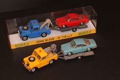 Norev coffret zone bleue (copie) Land Rover Simca 1000 Coupé Automobile, Corgi Toys, Courses, My Childhood, Vintage Toys, Hot Wheels, Diecast, Britain, Husky