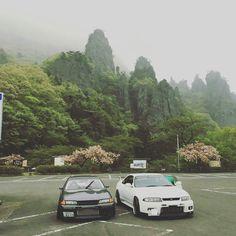 ゴジラ ~ tag a cruising buddy ✨ Tuner Cars, Jdm Cars, Car Wallpapers, Animes Wallpapers, Retro Cars, Vintage Cars, Classic Japanese Cars, Jdm Wallpaper, Street Racing Cars