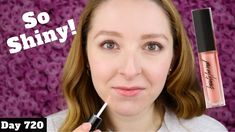 BEAUTY FOR REAL Lip Gloss + Shine Review - YouTube