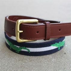 needlepoint belts the easy way
