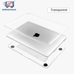 Baseus Laptop Case For Apple New Macbook Pro 13 15 2016 Model With Touch Bar Clear Crystal Full Body Cover Case Apple Macbook Pro, Macbook Keyboard Cover, Laptop Case Macbook, Macbook Pro 13 Inch, Newest Macbook Pro, New Macbook, Laptop Stand, Laptop Cases, Laptop Bag