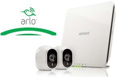Netgear & Arlo Introduce The Arlo Smart Home Security Camera Kit #Arlo, #Cctv, #MobileApps, #Netgear, #Networking, #SecurityCamera, #SmartHome https://asksender.com/netgear-arlo-introduce-arlo-smart-home-security-camera-kit/