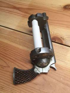REVOLVER GUN TOILET PAPER HOLDER Cowboy Western Bathroom Country Lodge Decor in Home & Garden,Home Improvement,Plumbing & Fixtures | eBay