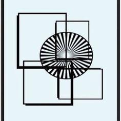 Maj-Britt Bach dyrker det skandinaviske design med enkle, grafiske detaljer. Super lækkert, synes vi! 😘👍 #plakater #kort #danskdesign #posters #cards #danishdesign http://kortogplakat.dk/designere/majbrittbach/plakatoversigt.php