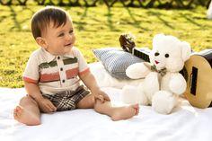 Coleção Alto Verão 2014 - Paraiso Moda Bebê.