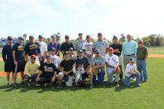 Baseball Alumni Weekend 2012