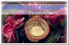 #DEODORANTI #DIY FATTI IN #CASA: #crema,spray,polvere #bellezza #cura del corpo