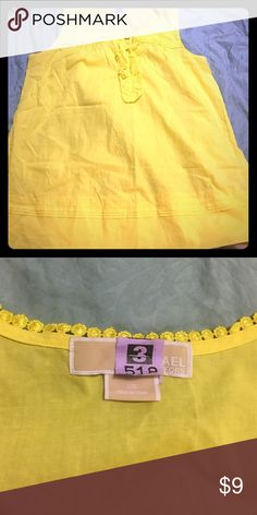 Michael kors !!! Sz L like new perfect for summer !!! Michael Kors Tops Tees - Short Sleeve