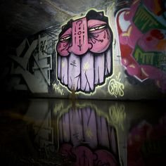Bay Area graffiti legend GATS