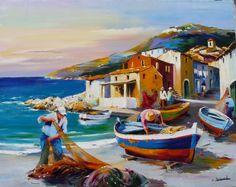 C Jequel-Village de pêcheur