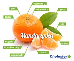 Mandarynki to słodkie i soczyste młodsze siostry pomarańczy. Posiadają one wiele cennych wartości odżywczych.   #cholester #mandarynki #dieta #kalorie #owoce Healthy Style, Healthy Tips, Healthy Eating, Healthy Recipes, Balanced Vegetarian Diet, Health Diet, Health Fitness, First Health, Fruit And Veg