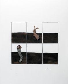by Marcel Dzama