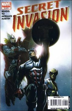 Secret Invasion #8 - VGF