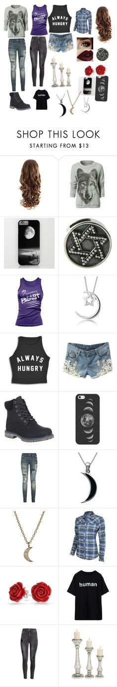 """Twilight eat your heart out"" by morganjamison ❤ liked on Polyvore featuring David Yurman, Belec, Timberland, Casetify, Polo Ralph Lauren, Carolina Glamour Collection, Minor Obsessions, Club Ride, Bling Jewelry and H&M"