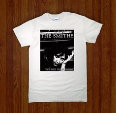THE SMITHS Louder Than Bombs Shirt - Night Channels